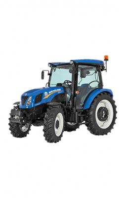 New Holland Traktör